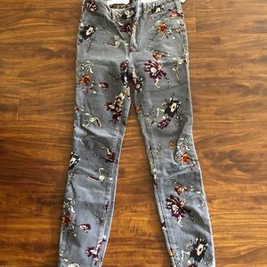 Pilcro Anthropologie Jeans